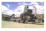 郴筑LJGY40型滚筒式沥青混合料搅拌设备
