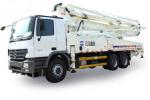 中联重科ZLJ5335THB  47米混凝土泵车