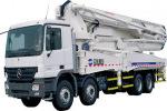 中联重科ZLJ5423THB  49米混凝土泵车