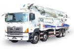 中联重科ZLJ5434THB   52米混凝土泵车