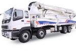 中联重科ZLJ5434THB 56米混凝土泵车
