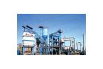北方交通KFM.LB1000沥青混合料搅拌设备