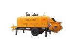 华强京工HBT 60.13.130RSA 拖式混凝土泵