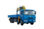 石煤机QYS-12Ⅳ(12吨直臂起重机)