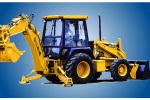 山工SEM3025挖掘装载机