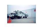 中国现代HZNT30拖式混凝土搅拌站
