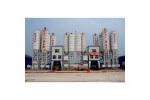 中国现代2-HZN(S)90A标准型混凝土搅拌站
