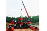 华威桩工GZY1000抱压式静力压桩机
