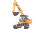 卡特重工CT150-8履带挖掘机