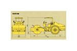 酒井SV512TF单钢轮压路机