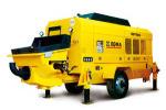 厦工HBT90S-1618D拖泵