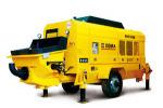 厦工HBT100S-1612D混凝土拖泵