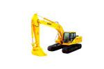 德尔重工DER323-8h(混合动力)履带挖掘机