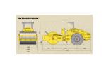 酒井SV900DV单钢轮压路机