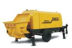 山推HBT6014R混凝土拖泵