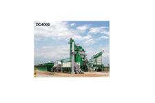 德基DG4000热拌沥青常规搅拌设备