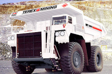 UNITRIG电动轮自卸车