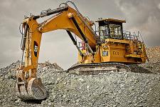 卡特彼勒6018/6018 FS 礦用液壓挖掘機整機視圖12248