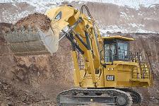 卡特彼勒6018/6018 FS 礦用液壓挖掘機整機視圖12249