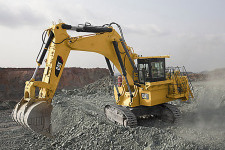 卡特彼勒6018/6018 FS 礦用液壓挖掘機整機視圖12250