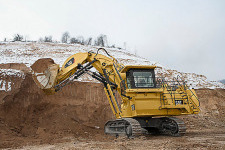 卡特彼勒6018/6018 FS 礦用液壓挖掘機整機視圖12251
