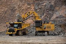 卡特彼勒6015/6015 FS矿用液压挖掘机 整机视图12254