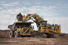 卡特彼勒6040/6040 FS矿用液压挖掘机 整机视图12278
