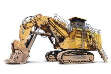 卡特彼勒6050/6050 FS矿用液压挖掘机 整机视图12282