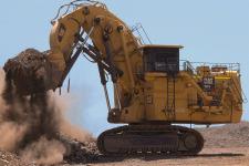 卡特彼勒6050/6050 FS矿用液压挖掘机 整机视图12283