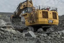 卡特彼勒6050/6050 FS矿用液压挖掘机 整机视图12284