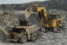 卡特彼勒6050/6050 FS矿用液压挖掘机 整机视图12286