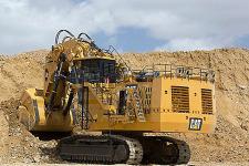 卡特彼勒6060/6060 FS矿用液压挖掘机 整机视图12293