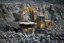 卡特彼勒6060/6060 FS矿用液压挖掘机 整机视图12294