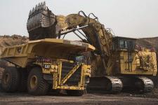 卡特彼勒6090 FS矿用液压挖掘机 整机视图12311