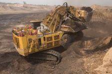 卡特彼勒6090 FS矿用液压挖掘机 整机视图12312
