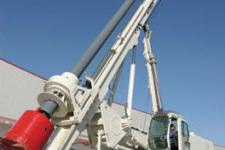 NR220旋挖钻机