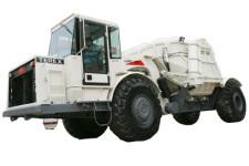 LDC-9G侧卸式混凝土运输车