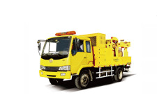 HGY5070DYH型多功能沥青路面养护车