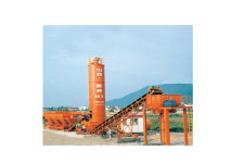 WCB300型全自动稳定土厂拌设备