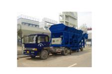 WCB-300移动式稳定土厂拌设备