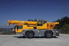 利勃海尔LTM1030-2.1全地面起重机整机视图14866