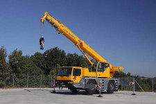利勃海尔LTM1030-2.1全地面起重机