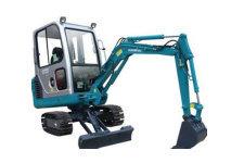 SWE18a小型挖掘机