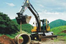 EW145B挖掘机