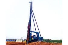 JVHZ62自支撑打桩机(河堤打桩机)