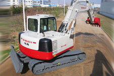 TB1135C全液压挖掘机