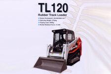 TL120滑移装载机
