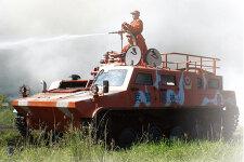 SXD09多功能履带式森林消防车