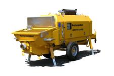 BSA 1407 D拖泵