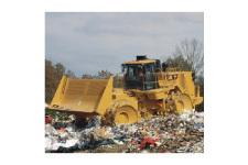 卡特彼勒836H垃圾填埋压实机